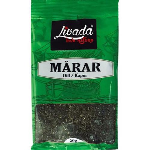 LIVADA Marar (Dill) 20g