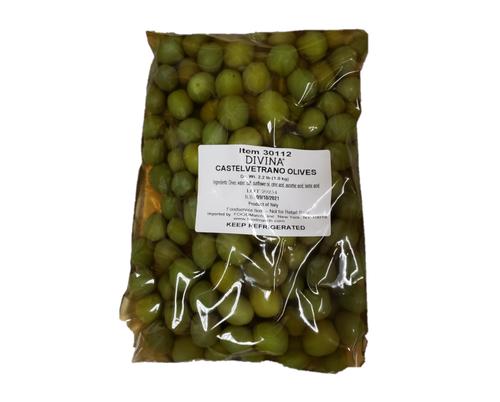 DIVINA Castelvetrano Green Olives 2kg