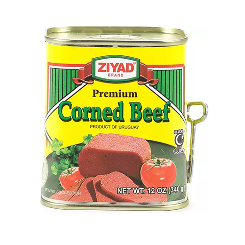 ZIYAD Corned Beef 340g
