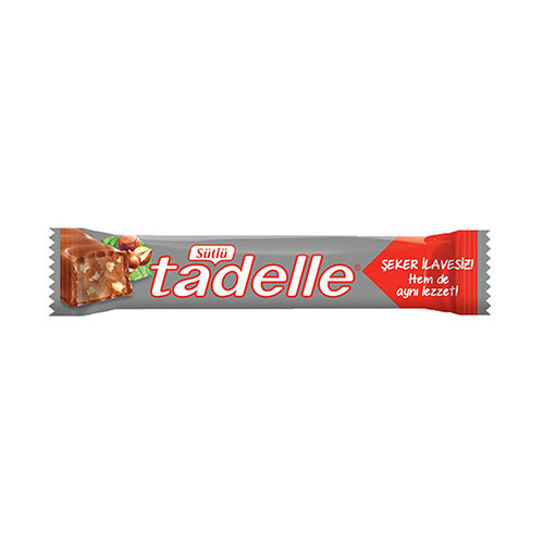 TADELLE Hazelnut Bar (No Sugar Added) 20g