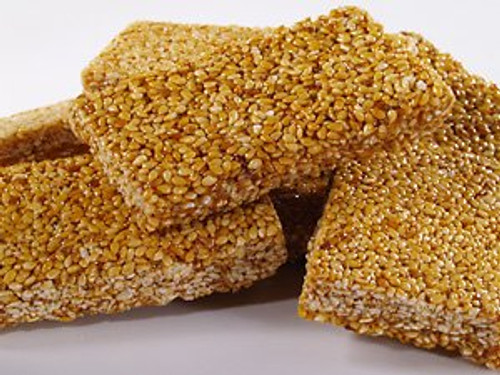 Honey Sesame Crunch