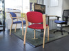 Ozone Conference Chair - Low back, No Arms