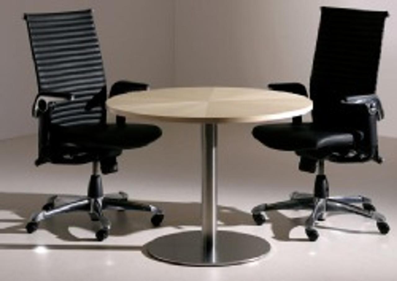 Ambus Circular Meeting Table