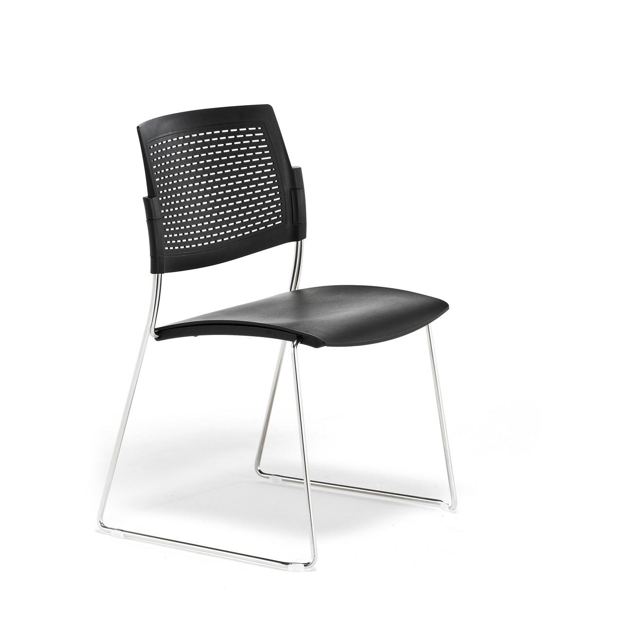 Satsu Skid - Meeting & Visitor Chairs - MSS01
