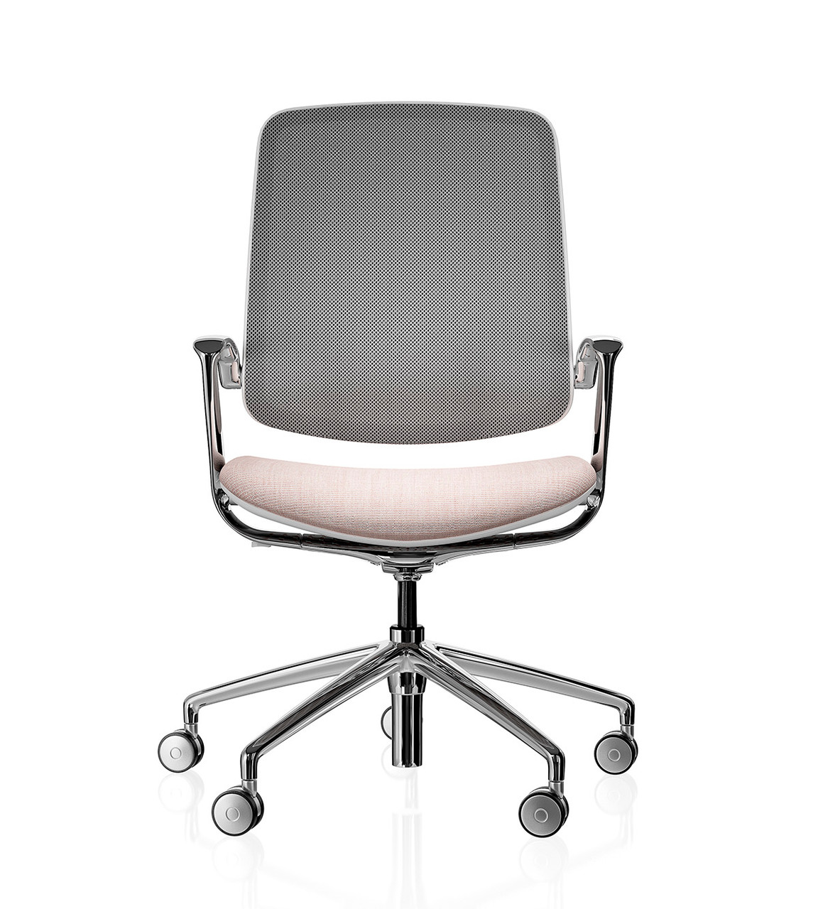 Trinetic Mesh/Fabric Seat - Boss Design