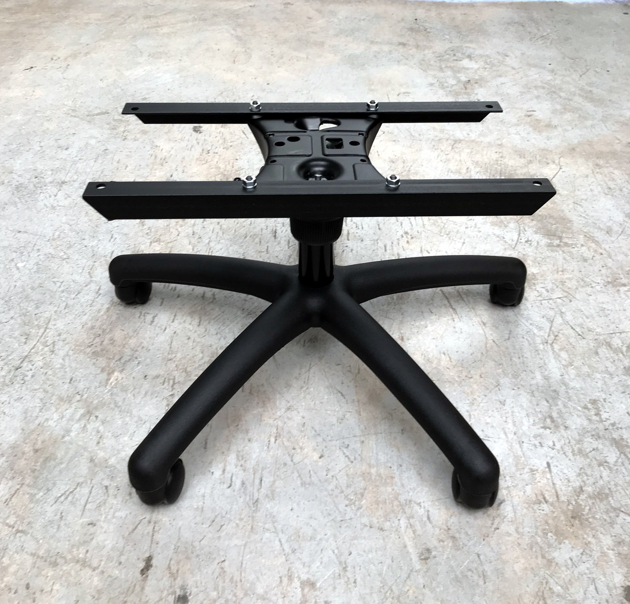 Black replacement under seat assembly