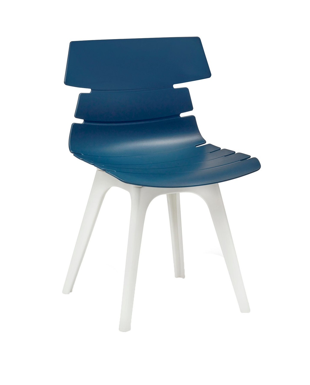 Hoxton Side Chair (Navy Blue)
