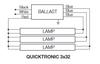 QHE3X32T8/UNV ISH-SC Wiring