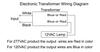 PowerSelect Transformer Wiring