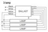 QHE3X32T8UNVPSH-HT-SC-B Wire Diagram
