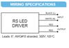 RL12-60 Hatch Wiring