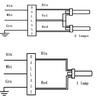 GEC242-MVPS-3W GE 63100 Wiring