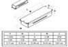 Robertson RSW234T12120 Dimensions