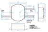 LED25W-36-C0700-D Dimensions & Wiring