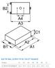 IMH-239-A-BLS Advance 39W Electronic Metal Halide Ballast  - Dimensions