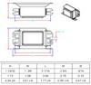 SP4827 Robertson Dimensions