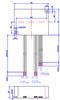 EUC-042S070DS Inventronics LED Driver Dimensions