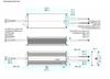 MU150H150AQ_CP MOONS' - Dimensions