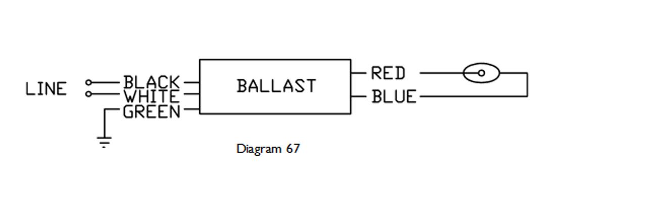 mh1175mvlf 175w ehid electronic metal halide ballast