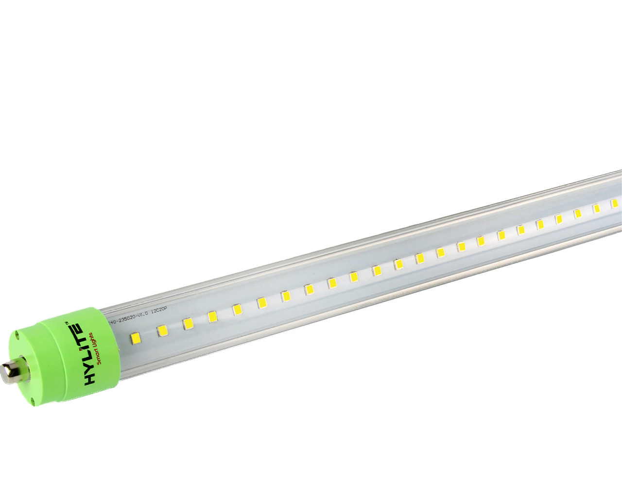 Hylite 8 Foot T8 T12 Led Replacement Tube Hl 8c 36w 50k F17t8 3light Electronic Ballast Ballasts