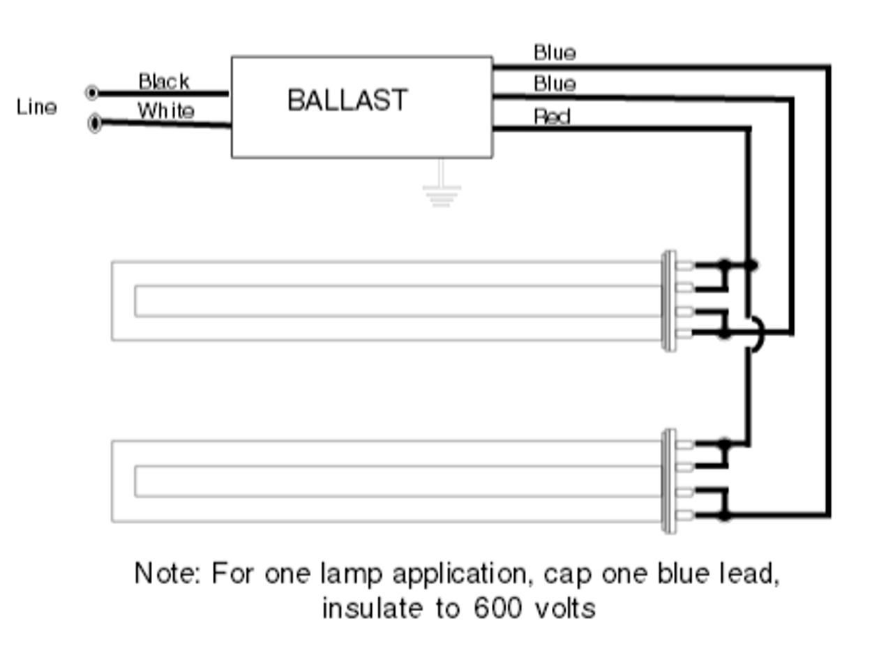 [DIAGRAM_0HG]  C240SI120RH Universal Electronic Compact Fluorescent PLL Ballast   Triad Ballast Wiring Diagram      BallastShop.com