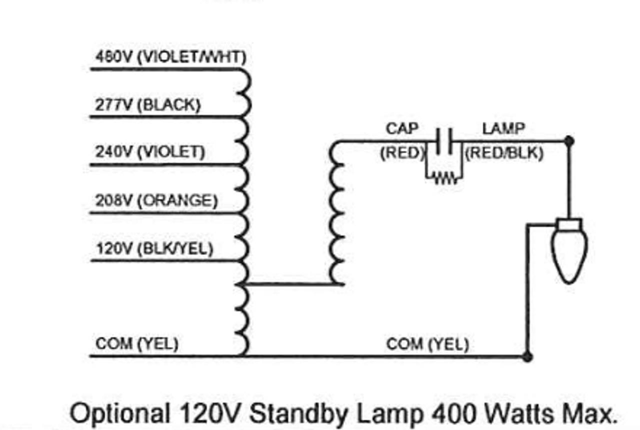 m1000ml5ac5m 500k universal metal halide ballast 5 tap 4 lamp t5 ballast wiring diagram sign ballasts smart wire parallel