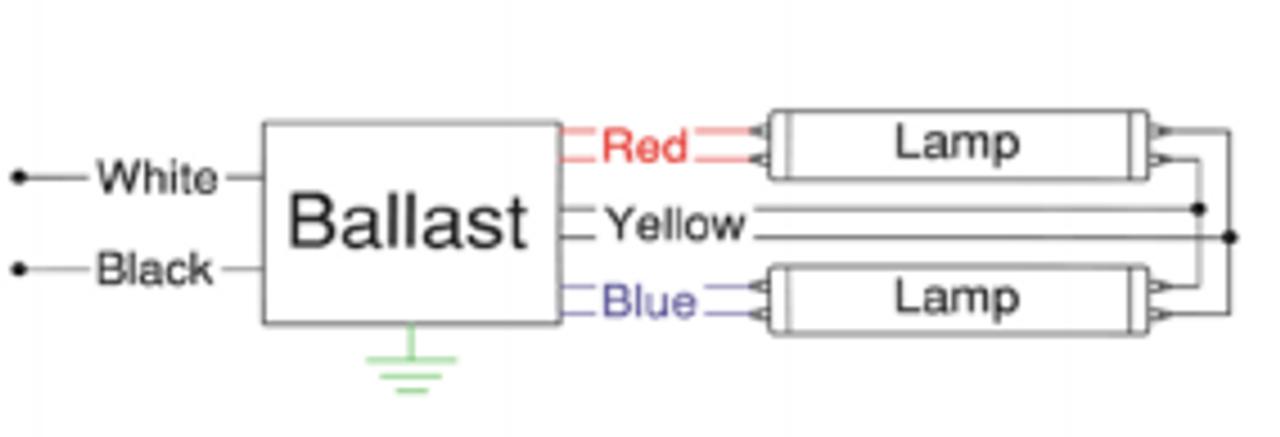 [GJFJ_338]  PSA232T8HEMV /A Robertson Electronic Fluorescent Ballast | T8 Ballast Wiring Diagram Robertson |  | BallastShop.com
