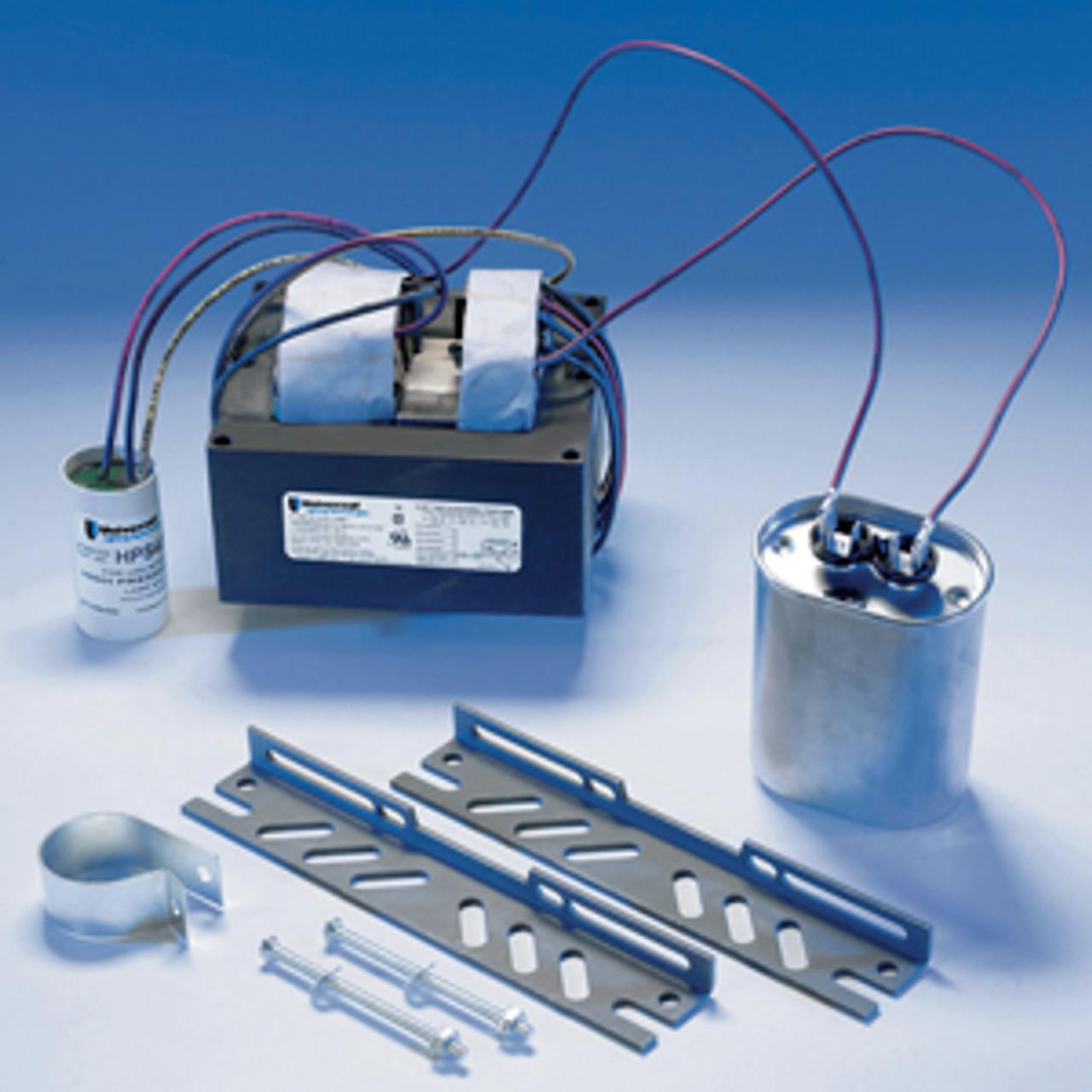 New GE 70 Watt High Pressure Sodium Multi-Volt Lighting Ballast Kit 1