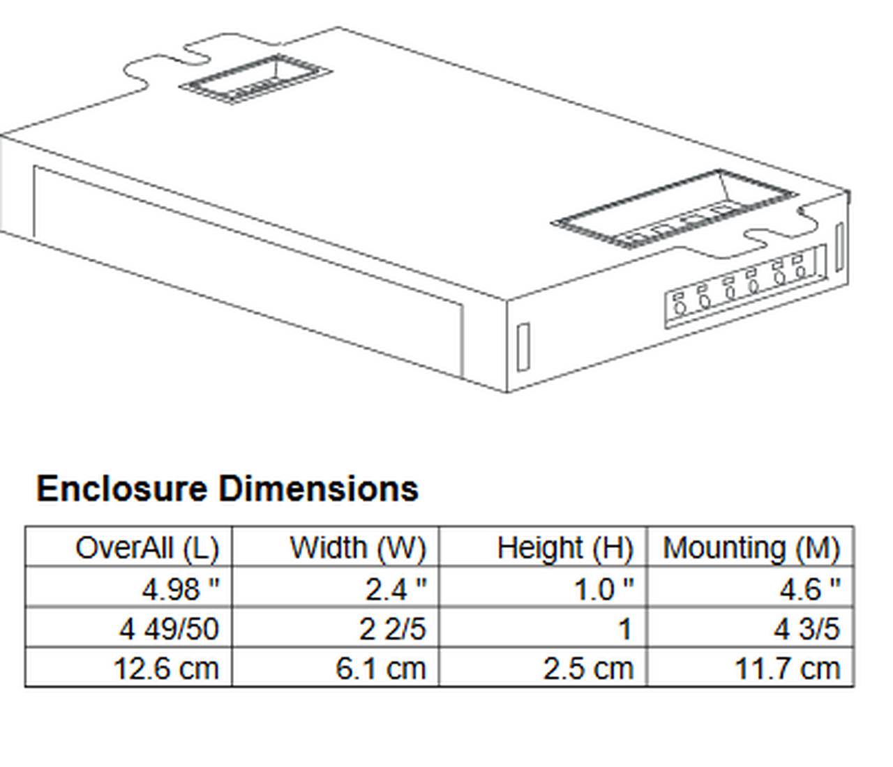 ICF-2S26-H1-LD-K Advance Phillips SmartMate CFL Ballast Kit