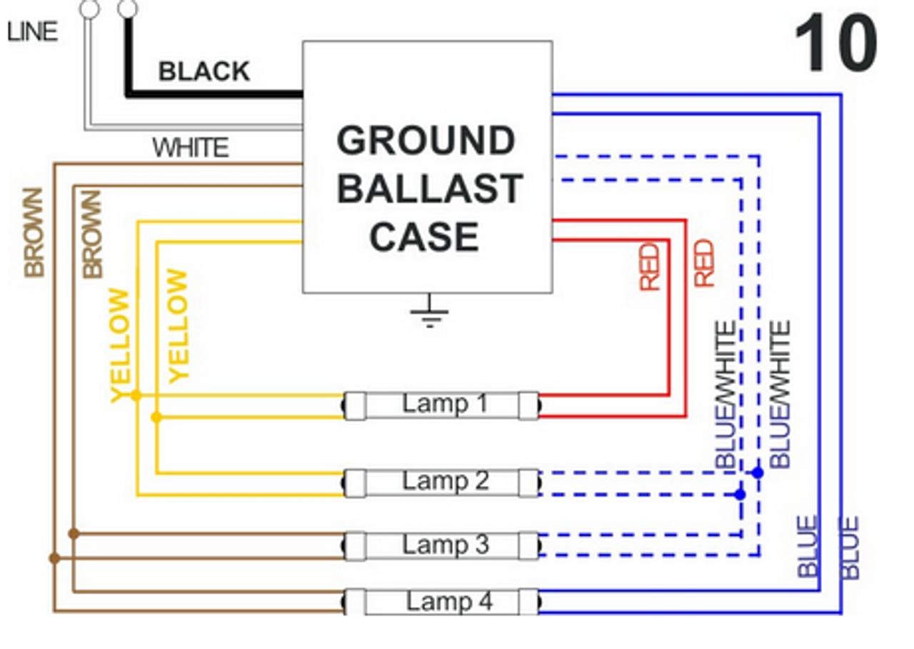 Sign Ballast Wiring Diagram - Wiring Diagram G11 on