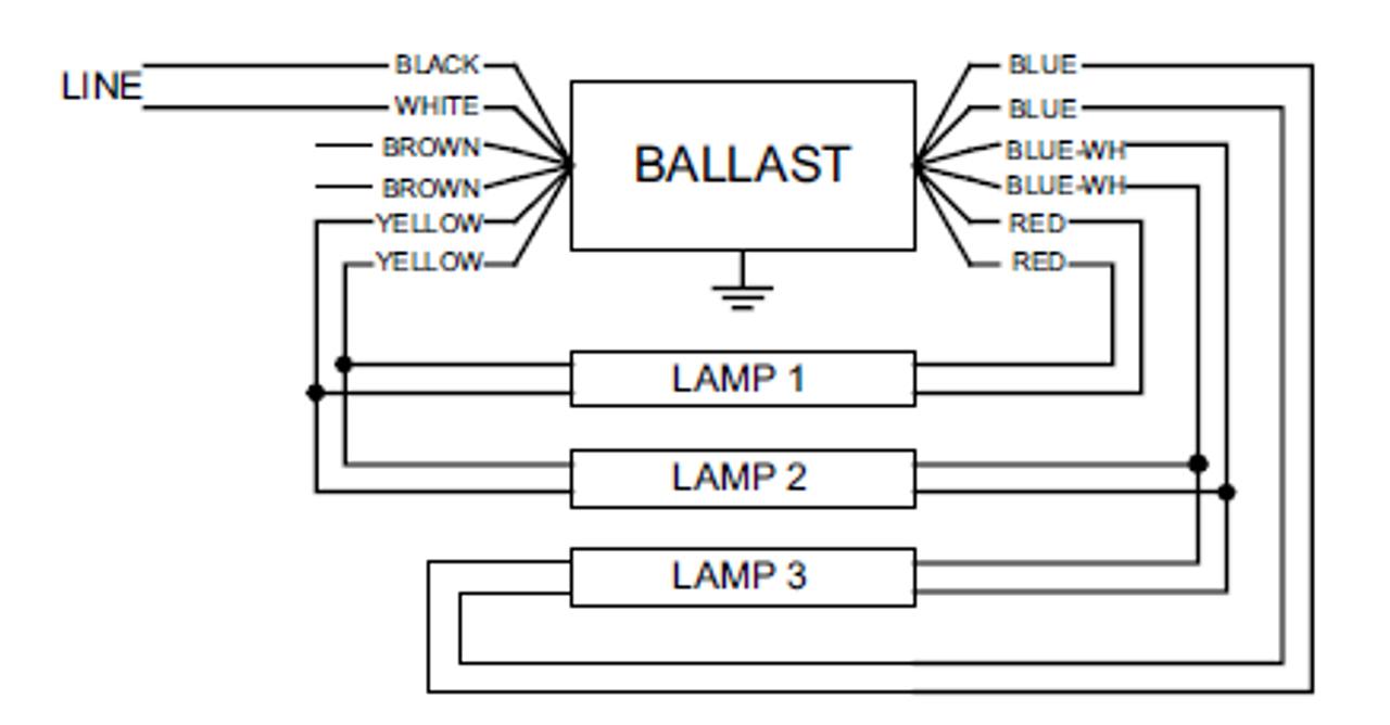 KTSB-0620-24-1-TP Keystone Magnetic Sign Ballast on