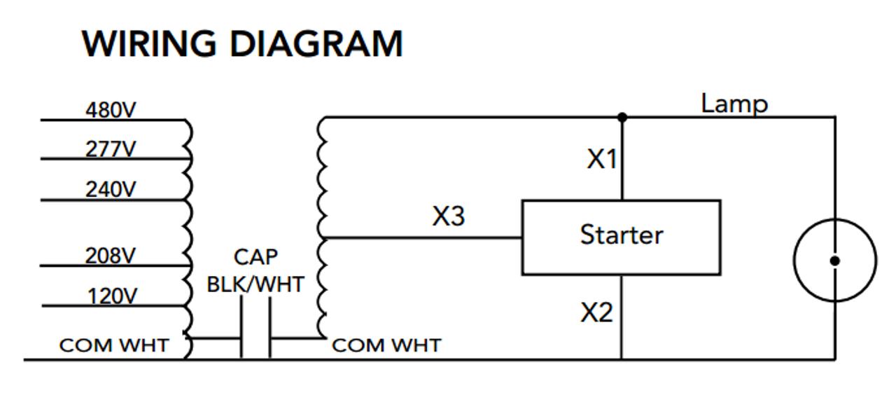 400 Watt Hps Ballast Wiring Diagrams. . Wiring Diagram  Watt Hps Wiring Diagram on