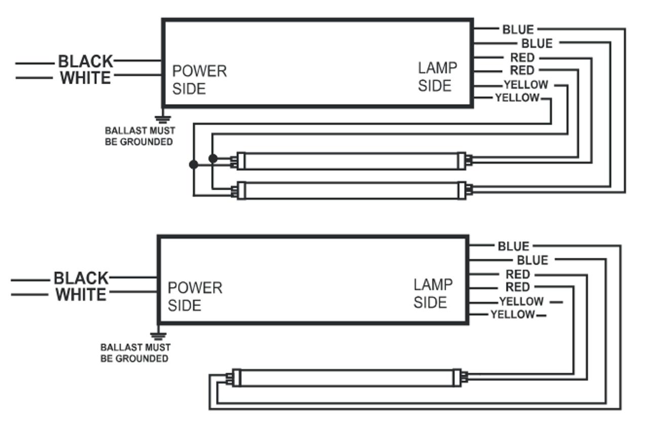 WHSG7-120-T12HO Fulham Ballast | Advance Ballast Wiring Diagram T12ho |  | BallastShop.com