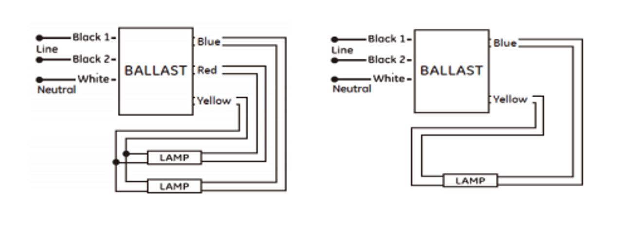 GE232MVPS-L-S30 GE 68968 | Step Dimming Ballast | Ge Stepped Dimming Ballast Wiring Diagram |  | BallastShop.com