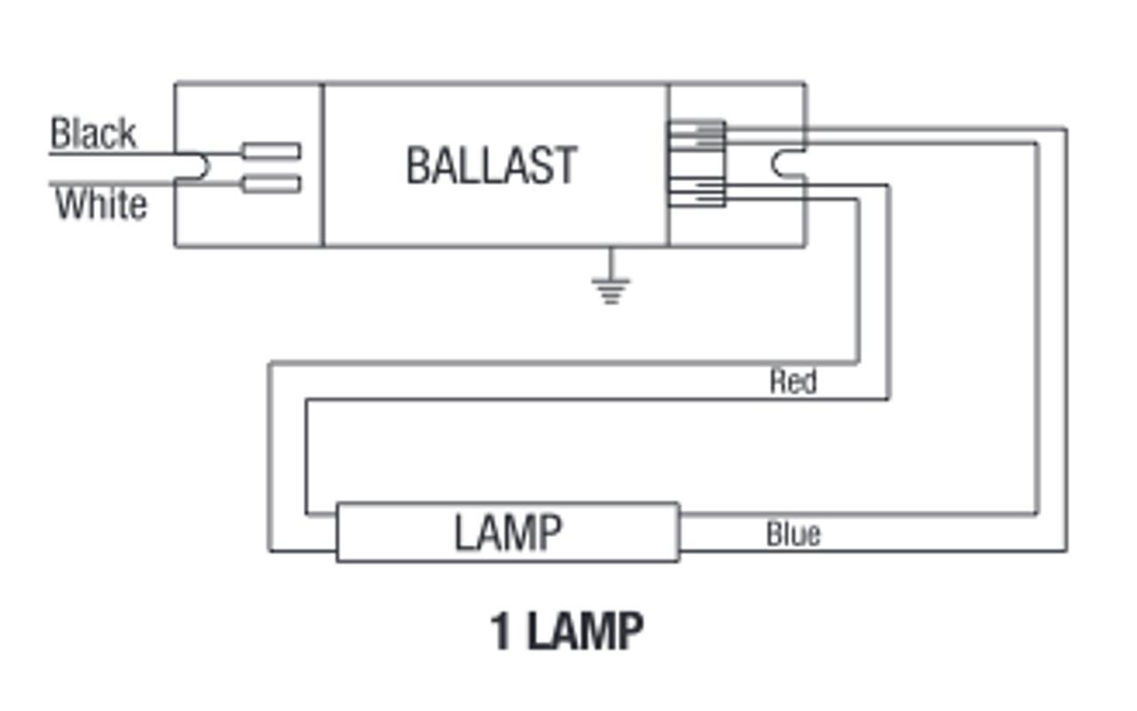 [DIAGRAM_09CH]  QTP1X80T5/HO UNV PSN Sylvania Fluorescent T5 Ballast, Sylvania 49150 | Sylvania Ballast Wiring Diagram |  | BallastShop.com