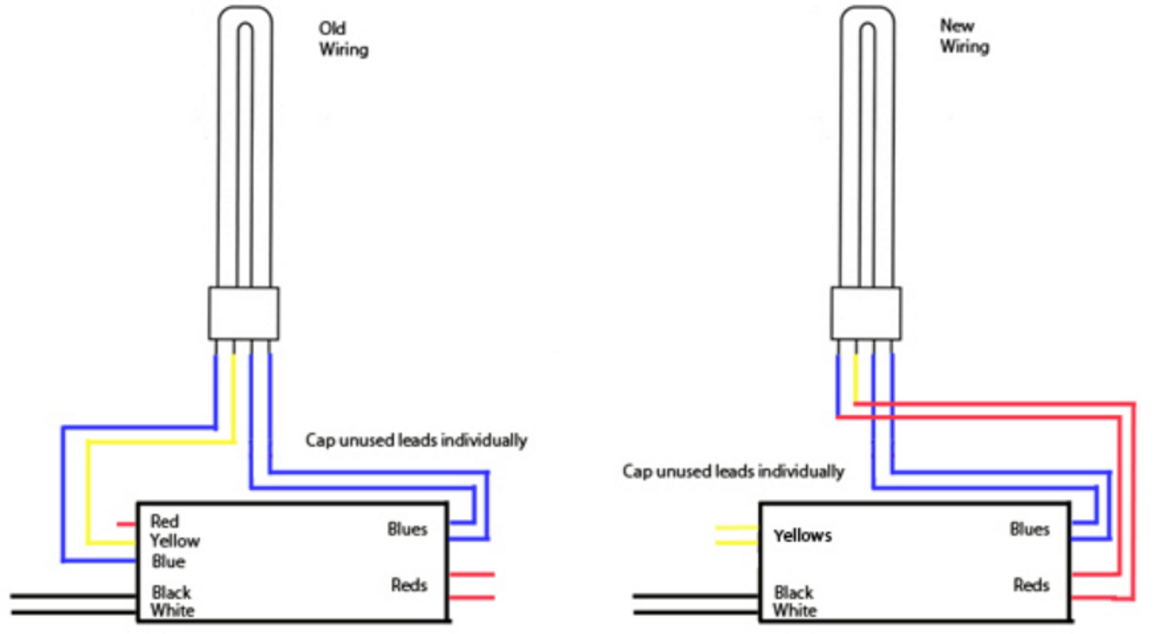 on 4 pin ballast wiring diagram