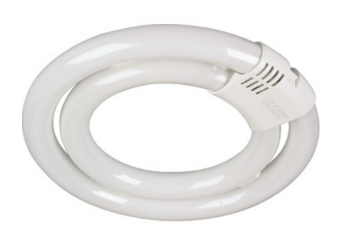 150W Equivalent Case of 10 TCP 32040 40-Watt 2700K Double T6 Circline Lamp