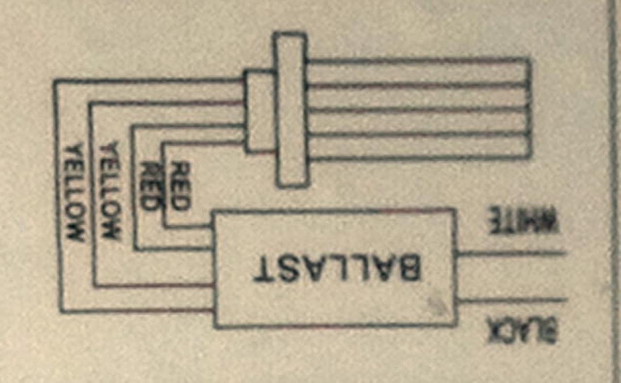 FML27 Ballast CH40-120B | Chenghe Elex 40270 on