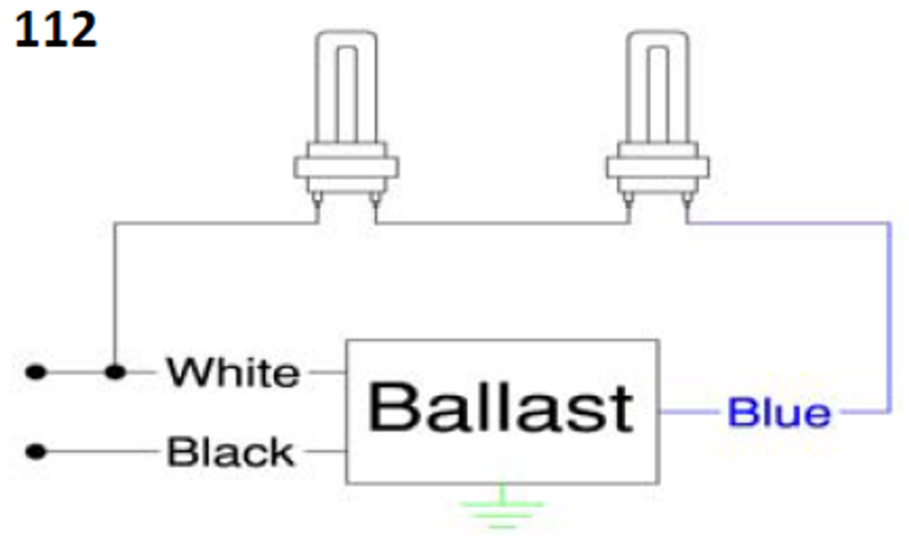 HP226SP /C Robertson 26W 2-pin Magnetic Ballast