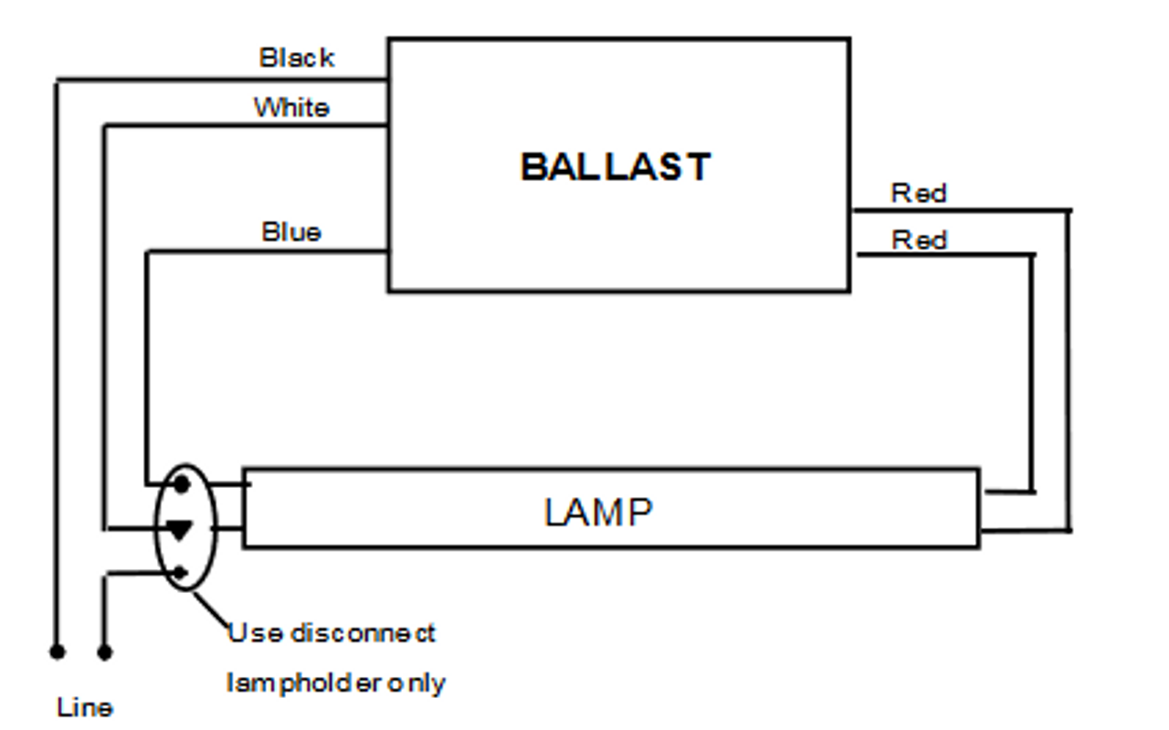 546-b-tc-p Universal Magnetic Ballast