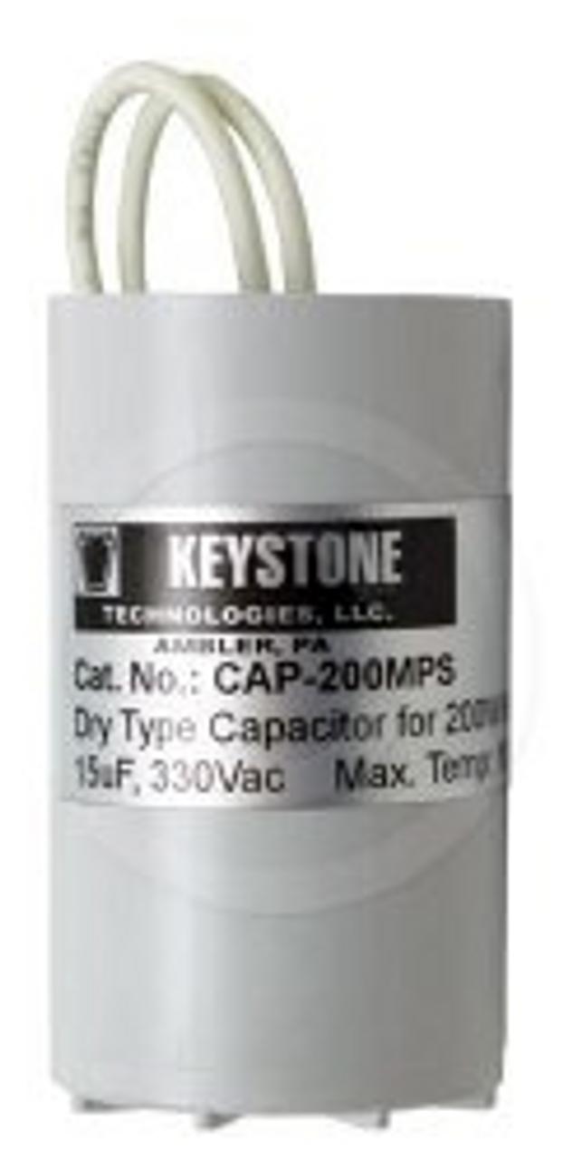 Keystone CAP-400MPS 400 Watt Pulse Metal Halide Dry Film Capacitor