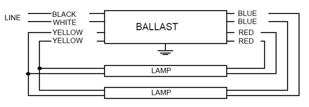 NOS Advance Transformer Ballast R-22-32-TP 120V New Circline Rapid Start