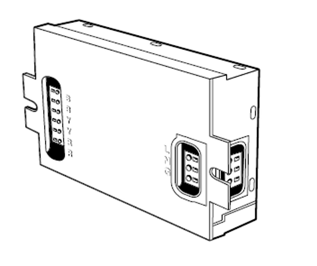 2-Lamp 120//277V Universal C242UNVBE Electronic Fluorescent Ballast CFL CFM42W//GX24q 42W