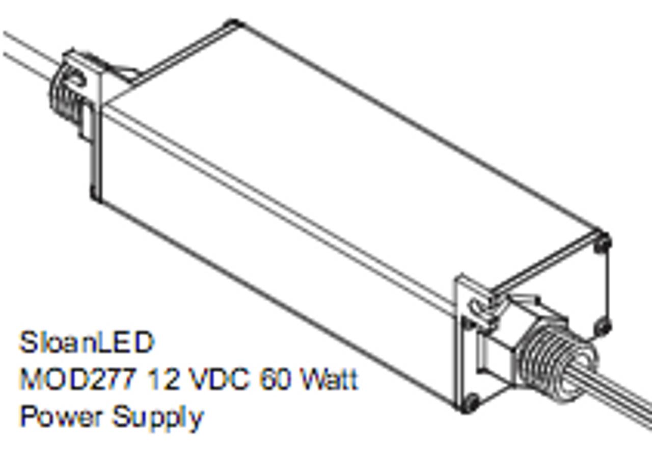 Sloan Led Wiring Diagram