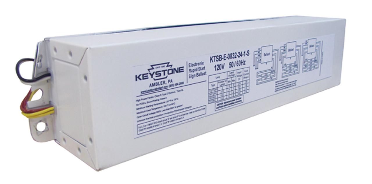 Keystone KTSB-E-0832-24-1-S Sign Ballast on