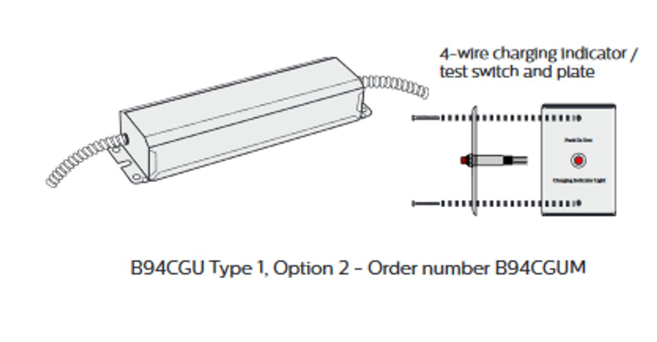 B94CGU Bodine (replaces B94C) Emergency CFL Lighting Ballast | 300 on