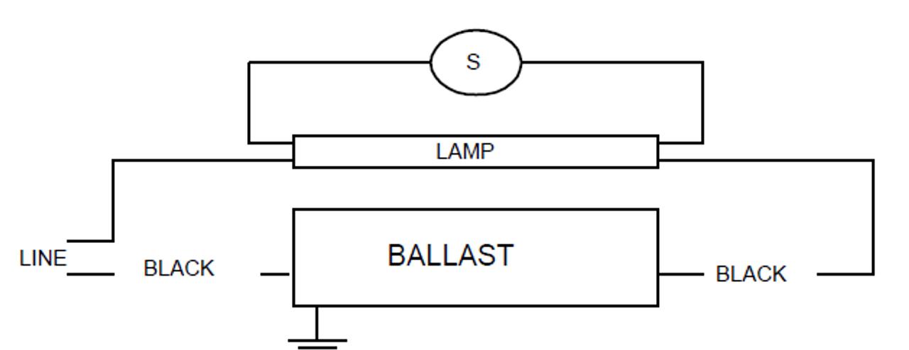 Ballast Wiring Diagram Formh1000w. . Wiring Diagram on