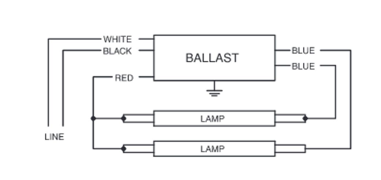 [DIAGRAM_1CA]  ICN-2P32-N Advance Electronic Fluorescent Ballasts | T8 Ballast Wiring Diagram For Icn 2p32 N |  | BallastShop.com