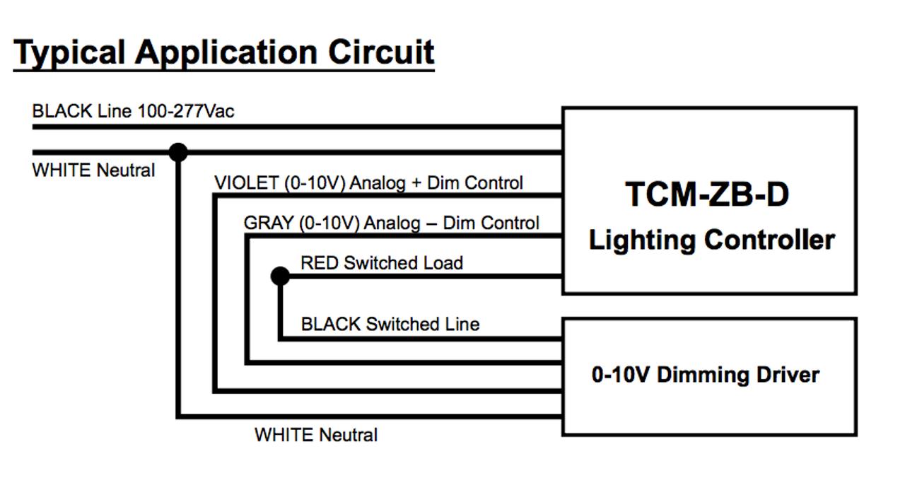 0 10v Wiring Diagram | Wiring Liry  V Dimming Wiring Diagram on