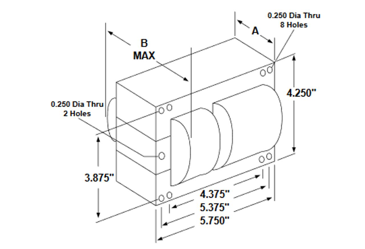 1500 Watt Metal Halide Multi Tap Ballast Kits SM1500Q-K